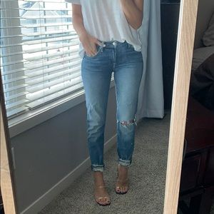 7 for all Mankind destructed Jean